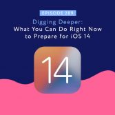 Digging Deeper- What You Can Do Right Now to Prepare for iOS 14
