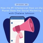 How the #1 Infomercial Host on the Planet Does Her Social Marketing