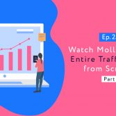 Watch Molly Build an Entire Traffic System from Scratch! Part One