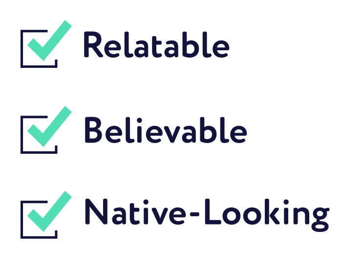 tier 11 | ad copy should be relatable, believable, and native-looking