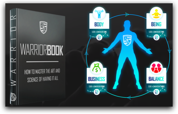 Wake Up Warrior Case Study: WarriorBook
